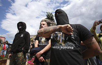 Ukrainian nationalists