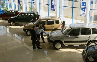 Chevrolet NIVA four-wheel drives