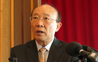 North Korean U.N. Ambassador So Se Pyong