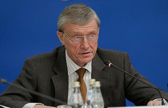 CSTO Secretary General Nikolay Bordyuzha