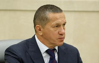 Russian Deputy Prime Minister Yury Trutnev