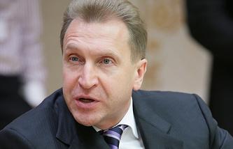Igor Shuvalov