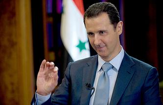 Syria's President Bashar al-Assad