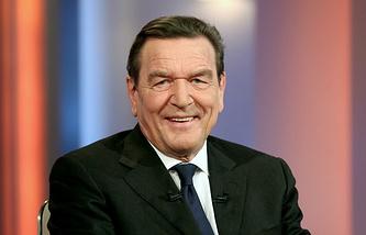 Gerhard Schroeder