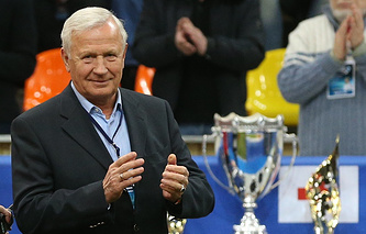 Vyacheslav Koloskov, president emeritus of the Russian Football Union