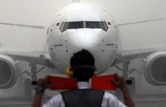 Batik Air jetliner