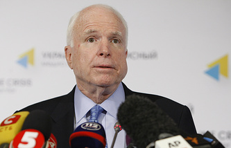 US Senator for Arizona, Republican party, John McCain