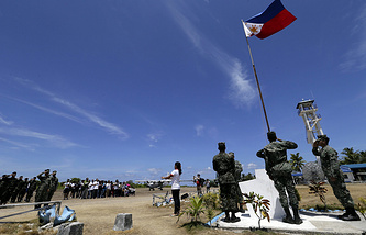 Philippine General visits Pag-Asa island amid escalating territorial dispute with China