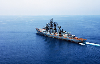 The Ladny patrol ship