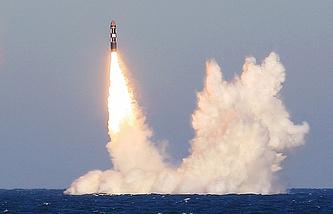 Bulava ballistic missile