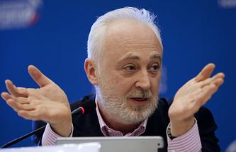 Former head of the Russian Nanotechnology Corporation (Rosnanotech) Leonid Melamed