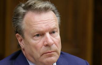 OSCE Parliamentary Assembly president Ilkka Kanerva