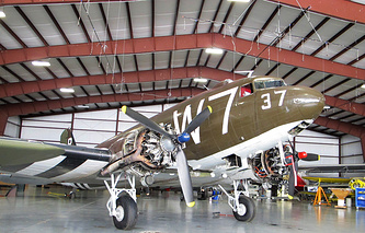 World War II-era Douglas C-47