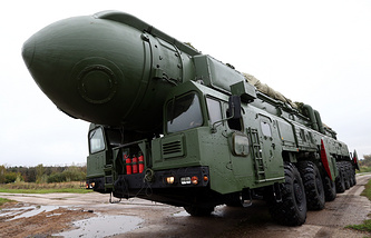Topol-M missile systems
