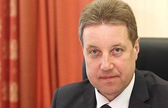 Syktykvkar Mayor Ivan Pozdeyev
