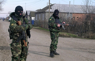 Special operation in Dagestan (archive)