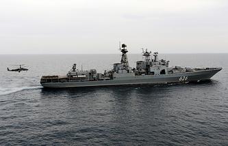 The Vice-Admiral Kulakov
