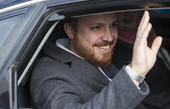 Bilal Erdogan, son of Turkish President Recep Tayyip Erdogan