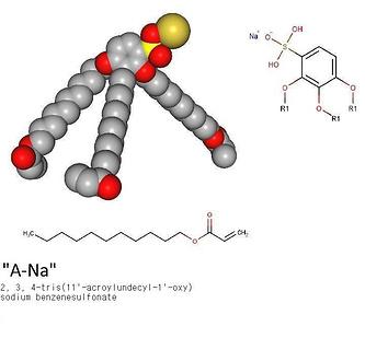 A-Na molecule