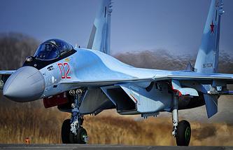 Russia's Sukhoi Su-35S