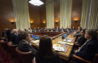Talks on Syria in Geneva