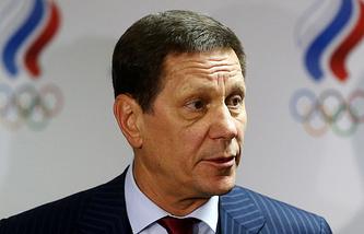 ROC President Alexander Zhukov