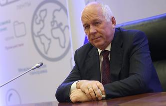 Rostec CEO Sergey Chemezov