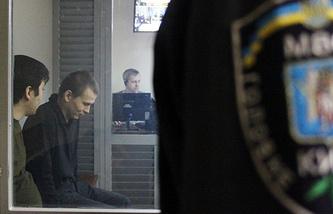 Yevgeny Yerofeyev and Alexander Alexandrov