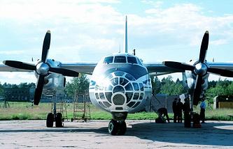 Antonov An-30B aircraft
