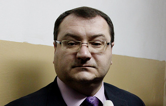 Yuri Grabovsky