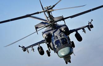 Kamov Ka-52 (archive)
