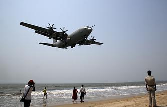 C-130J aircraft