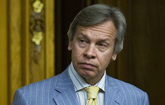 Russian lawmaker Alexey Pushkov