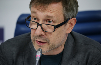Center for Current Politics head Alexei Chesnakov