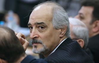 Syrian Permanent Representative to UN Bashar Jaafari