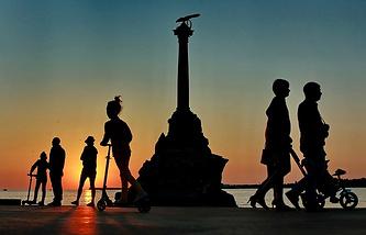 Sevastopol, Crimea