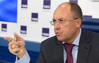 Head of the Federal Agency for Tourism (Rostourism) Oleg Safonov