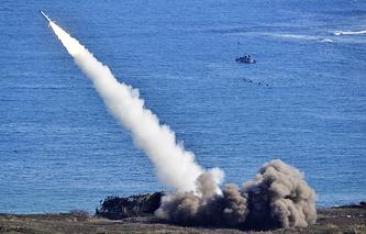 A Bal coastal missile system