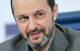 Russian presidential advisor for developing internet German Klimenko