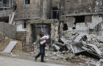 Eastern Aleppo, Syria