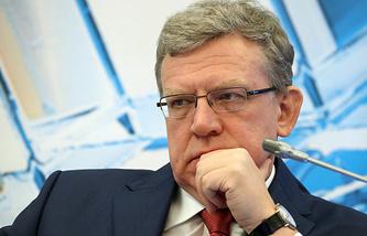 Ex-Finance Minister Alexey Kudrin