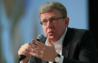 Russia's ex-Finance Minister Alexei Kudrin