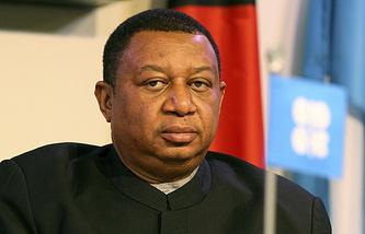 Mohamed Barkindo