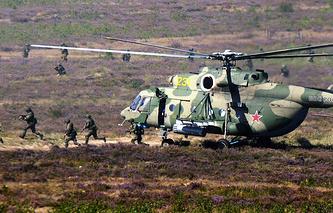 CSTO military exercise