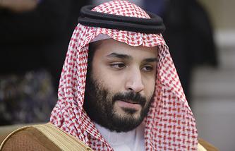 Prince Mohammed bin Salman of Saudi Arabia