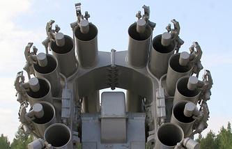 RPK-8 anti-submarine rockets