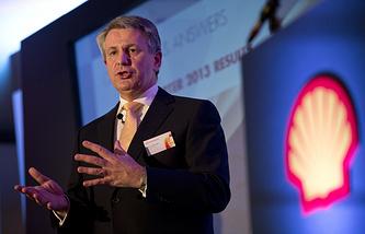 Shell's CEO Ben van Beurden