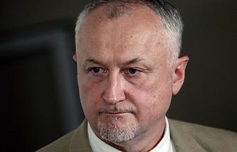 RUSADA Director General Yury Ganus