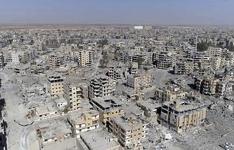 Syria's Raqqa