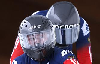 Aleksandr Kasyanov and Aleksey Pushkaryov